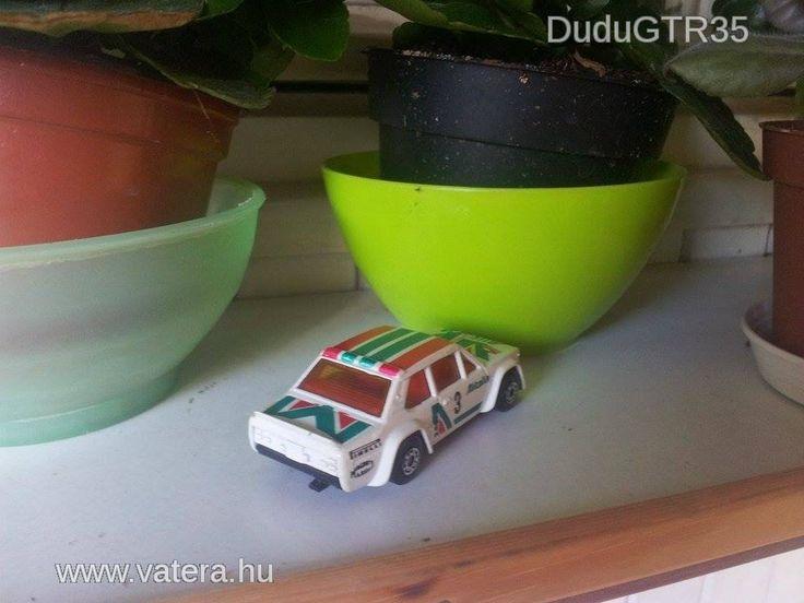 Eladó Matchbox Fiat Abarth Italia  1Ft NMÁ - 2252 Ft - Nézd meg Te is Vaterán - Autó, busz - http://www.vatera.hu/item/view/?cod=1930172195