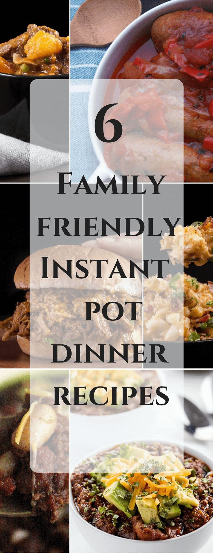 17 best images about pressure cooker dinners on pinterest for What can i make for dinner tonight