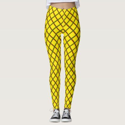365 Days of Yoga. Day 18.Yellow. Leggings - yoga health design namaste mind body spirit
