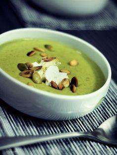 zupa krem z groszku V