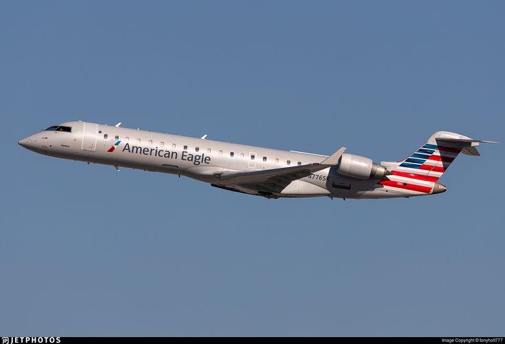 Photo of N776SK - Bombardier CRJ-701 - American Eagle (SkyWest Airlines)
