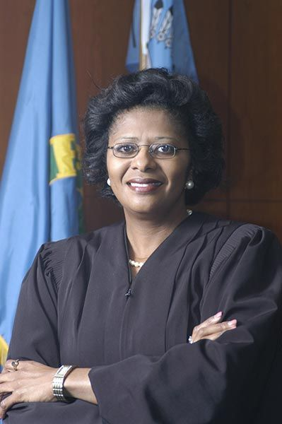 Judge June Berry Darensburg is now the first black woman to serve as a Judicial District Court Chief Judge in the Jefferson parish of New Orleans. She is also the first African American woman to be elected to the district court. Darensburg is the 24th judge of the court and will sit for a two-year term. She will replace Judge John Molaison on the 16-member bench.