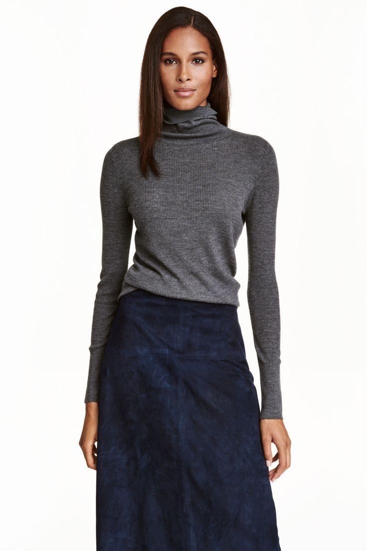 Cashmere-blend jumper   H&M