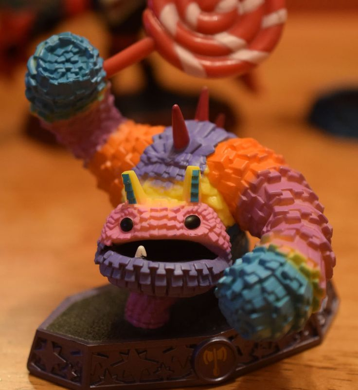 Attention Skylanders fans! Wave 4 launches today, including including two Easter variants, a Tae Kwon Crow colour swap, returning villain Grave Clobber, and most importantly - the rainbow Pain-Yatta. Check the story for info on where to buy, as these will likely sell out fast!