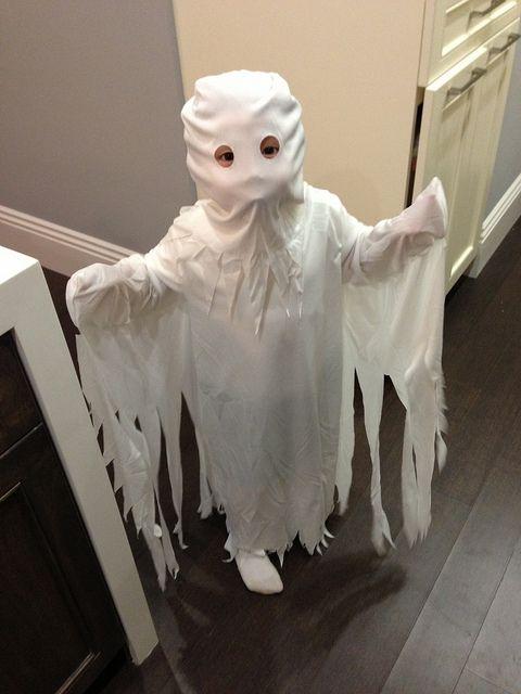 ★ Homemade Ghost Costume Ideas | Halloween Fancy Dress For Men, Women & Kids â˜