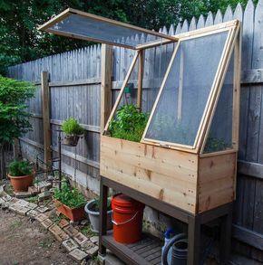 Resultado de imagen para small greenhouse