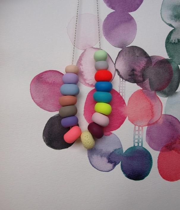 Emily Green 'Penny' Sterling Silver Necklace