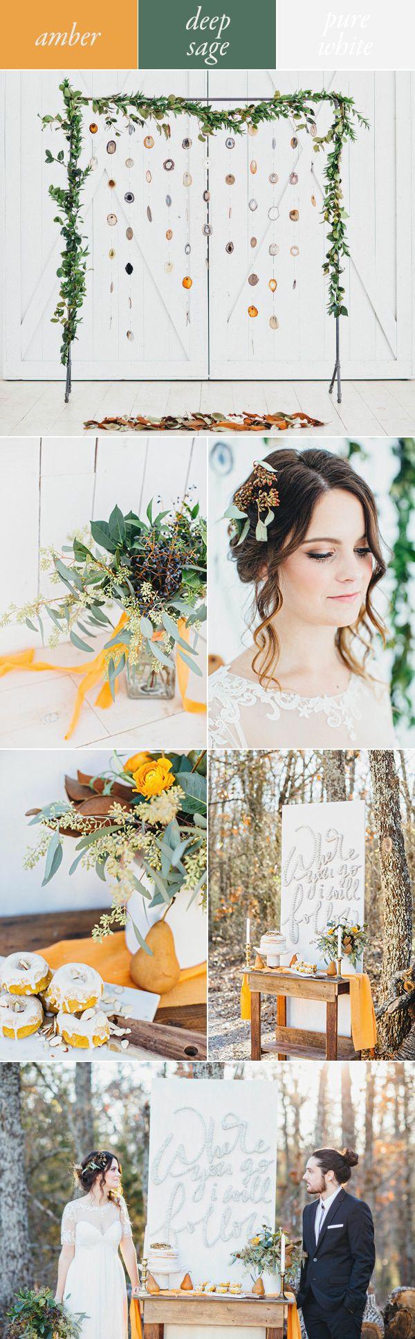 105 best fall wedding images on Pinterest   Fall wedding, Autumn ...