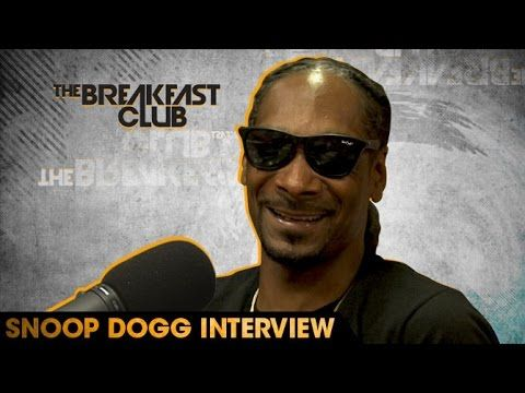 Snoop Dogg Interview at The Breakfast Club Power 105.1 (08/11/2016)