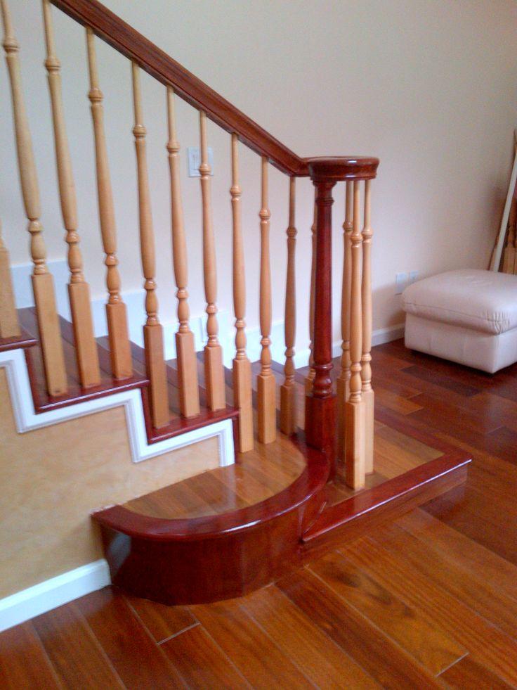 Wood Balusters U0026 Stairs Spindles In 25 Wood Species