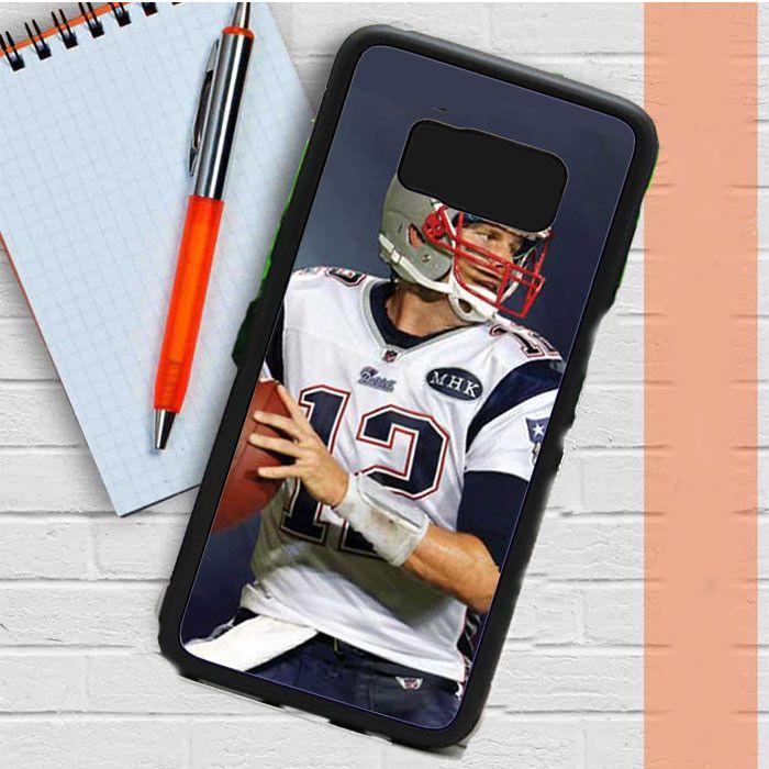 Tom Brady Wallpaper No Tag Samsung Galaxy S8 Plus Case Casefreed