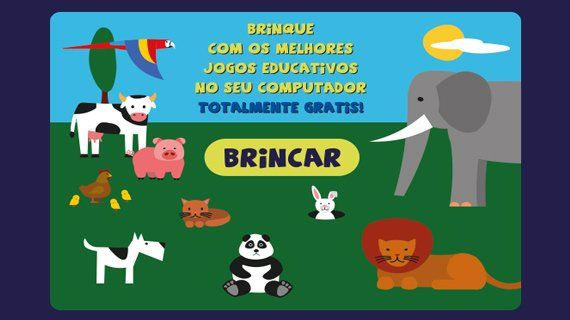 Coruja Boo: site com Jogos educativos para crianças