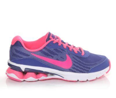 Girl's Nike Reax Run 9 Running Shoes.