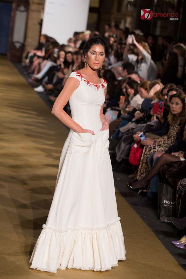 "JOSÉ HIDALGO ""Sanlúcar"" – We Love Flamenco 2017   Moda Flamenca - Flamenco.moda"