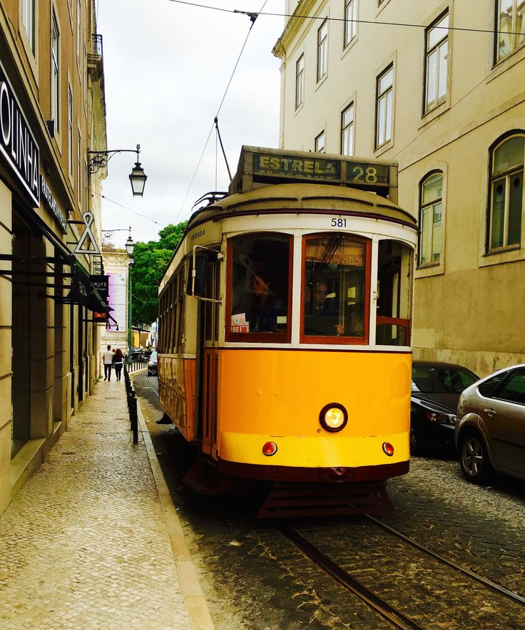 O eterno 28 de Lisboa