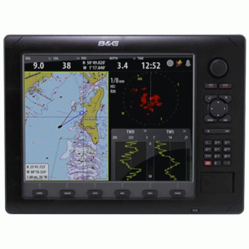 "B&G Zeus Sailing Navigtaion System - 12"" Display"
