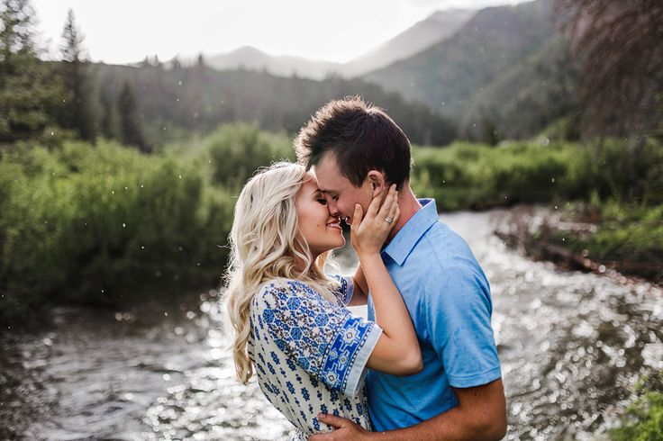 A Mountain Couple Session : Rain and Shine by ShaiLynn Photo and Film