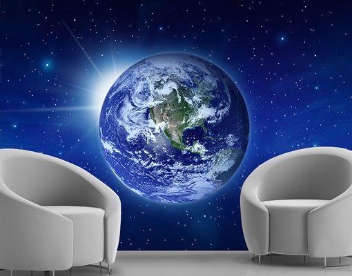 Mantiburi Fotobehang Mother Earth 217