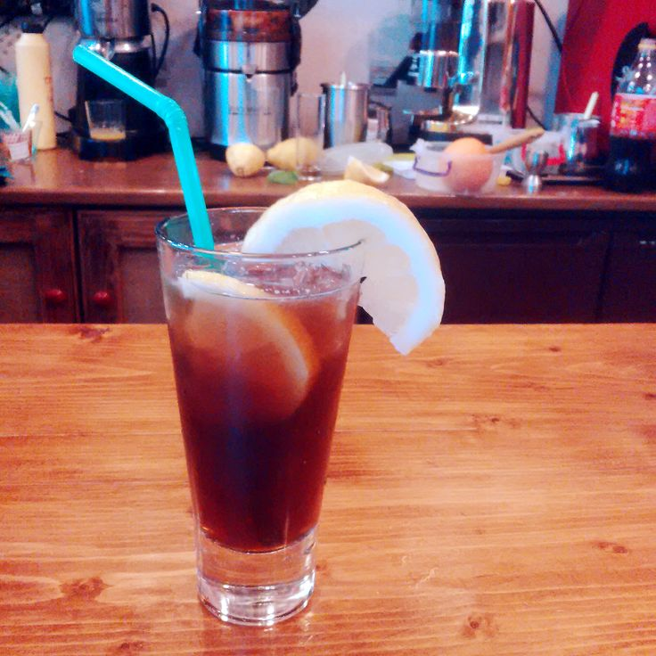 ice tea cocktail