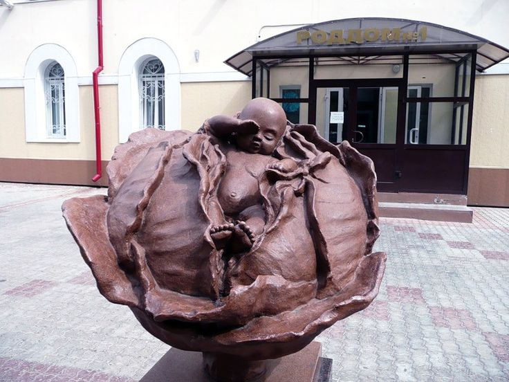 Необычные памятники Томска. Фото