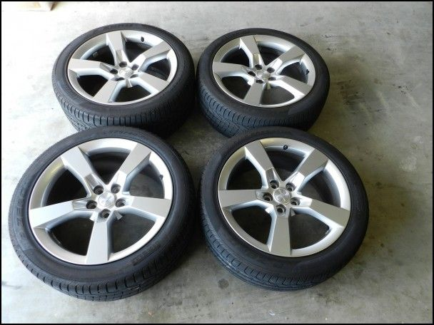 2010 Camaro Ss Tires for Sale