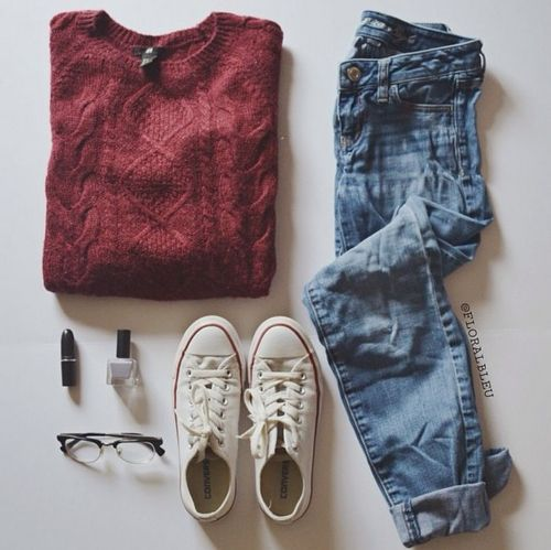 #Fall #Winter 2015 --- I need like 5 sweaters in this color!!! <3