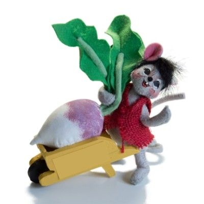 "Turnip Mouse - 5"""