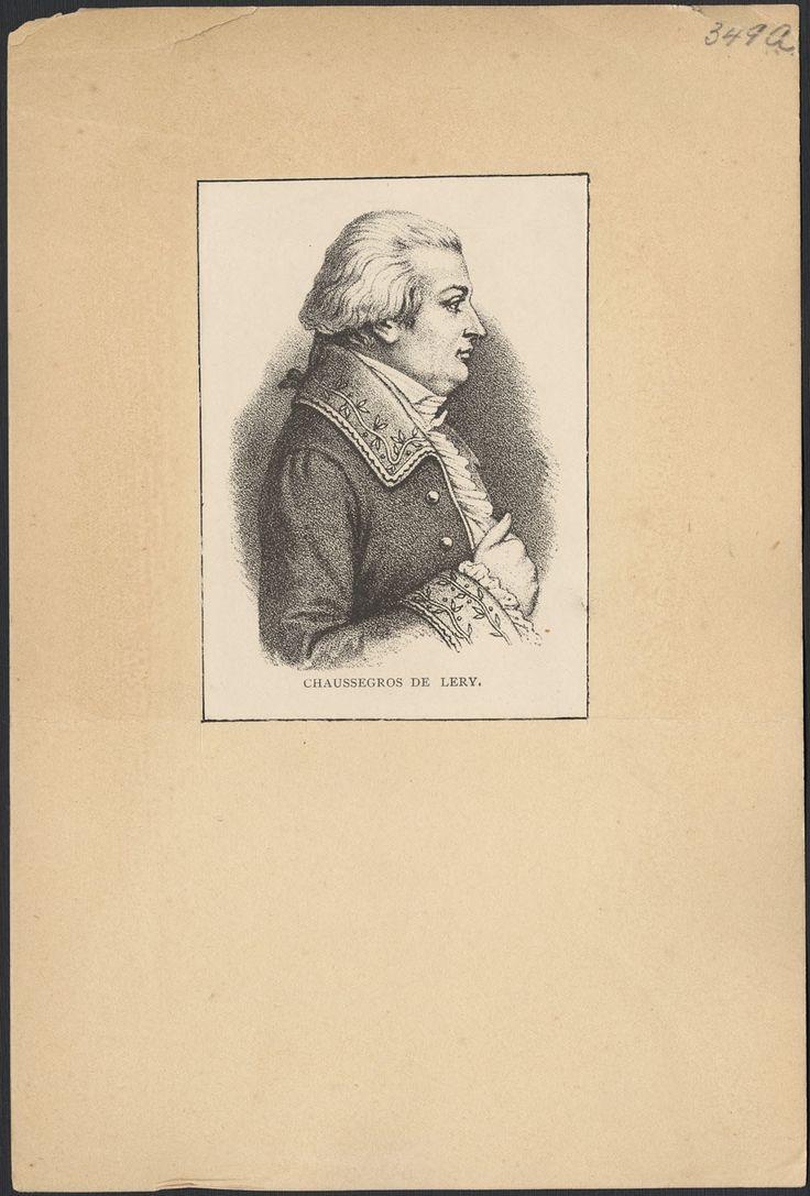 CHAUSSEGROS DE LÉRY, GASPARD-JOSEPH (baptisé Gaspard), officier, ingénieur du roi en Nouvelle-France de 1716 à 1756, né le 3octobre1682 à Toulon, France, fils de Gaspard Chaussegros, ingénieur, et d'Anne Vidalle; épousa à Québec, le 13octobre1717, Marie-Renée, fille de René Legardeur de Beauvais, celle-ci lui donna au moins dix enfants dont Gaspard-Joseph*; décédé le 23mars1756 à Québec.