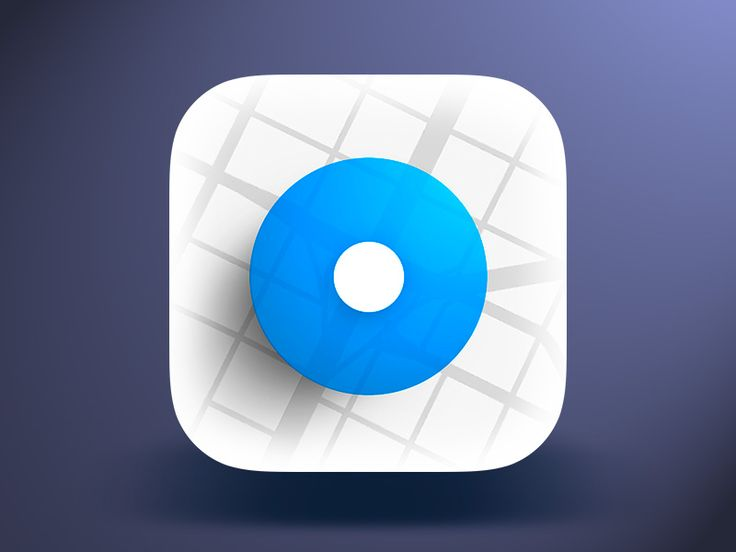 Banked iOS App Icon by ALEX BENDER   - Dribbble
