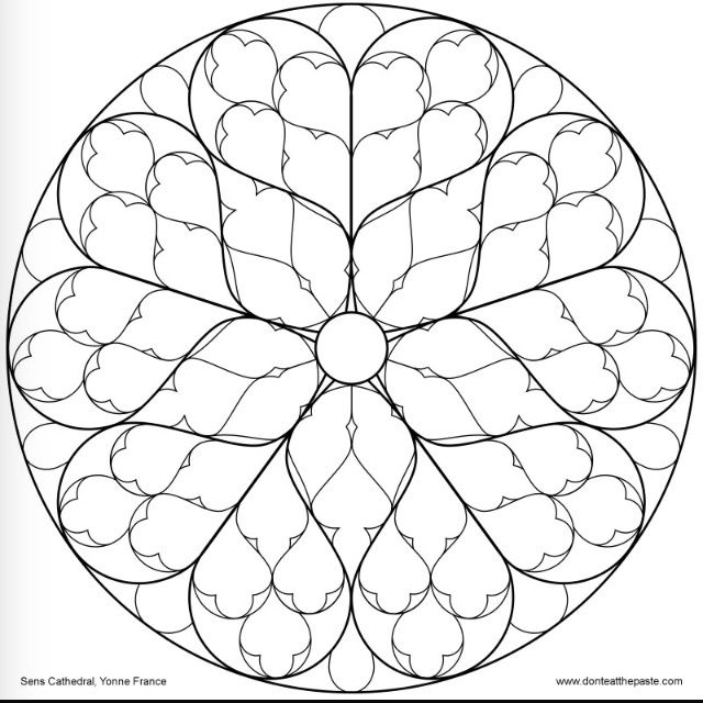 17 Best Images About Paper Mandala On Pinterest Coloring