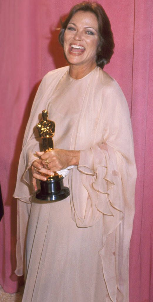 Louise Fletcher: Best Actress Oscar Looks From 1954 to Now