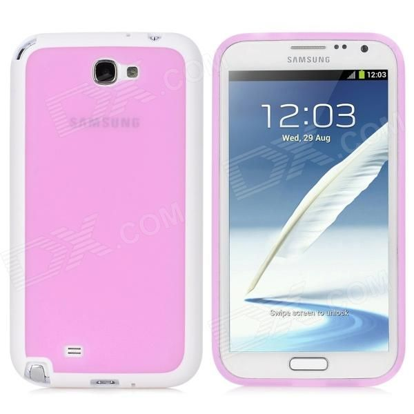 Brand: TEMEI; Quantity: 1 Piece; Color: Light purple + white; Material: TPU; Compatible Models: Perfect fit for your cell phone; Easy to install and remove; Allows full access for all ports and buttons; Protect your cell phone from scratches and dust; Other Features: Perfect fit for your cell phone; Easy to install and remove; Allows full access for all ports and buttons; Protect your cell phone from scratches and dust; Packing List: 1 x Back case; http://j.mp/1vnWJJo