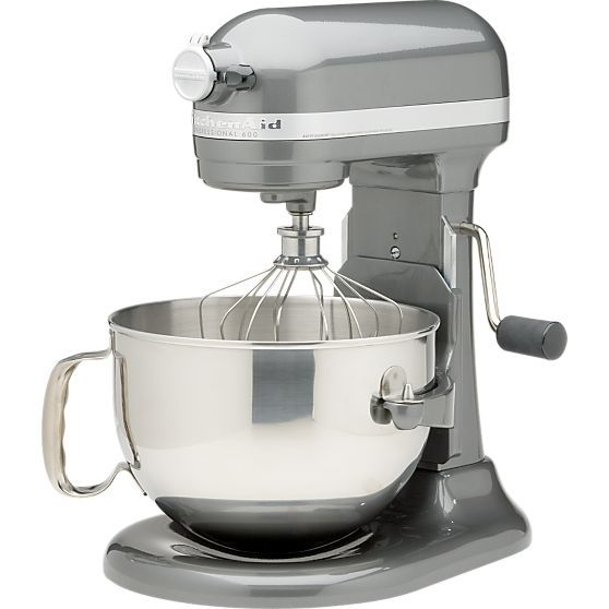 KitchenAid® Professional 600 Stand Mixer in Mixers | Crate and Barrel