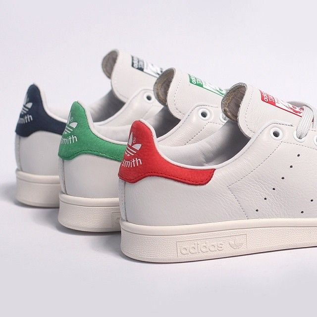 Got mine :) so excited!! #StanSmith 2014 - D67361 D67362 D67363 Stan Smith Leather LOVE it UGG fashion This is my dream , Click the link for best price UGG .