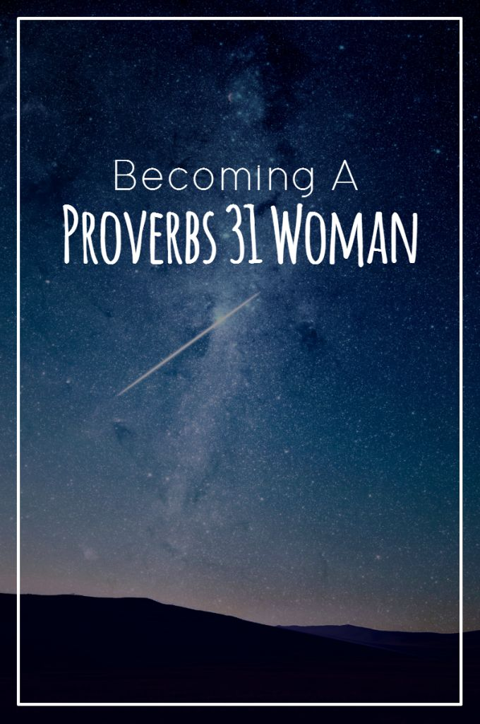 On Becoming Interesting On Apollo And The Sun: Becoming A Proverbs 31 Women. A Breakdown Of The Chapter