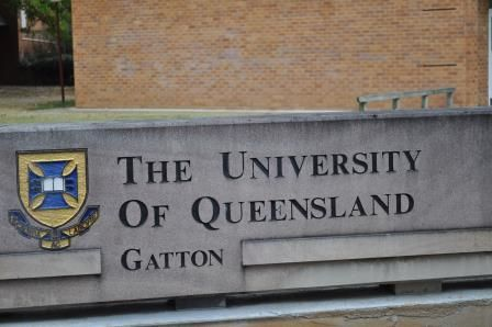UQ Veterinary School supports Gatton Show - The animals at the Gatton Show were in good hands with veterinarians from the University of Queensland's Veterinary Medical Centre working on site throughout the event...