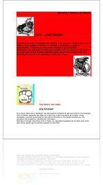 Selección de libros sobre miedos infantiles