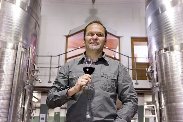 Lanzerac Wine, in the process   http://www.lanzerac.co.za/wine-range-cellar/