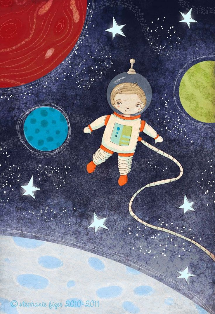 astronaut kid space - photo #32