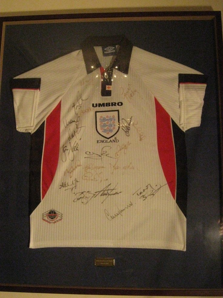 Fantastic gift! #england world cup squad signed #football #shirt - france 1998 ,  View more on the LINK: http://www.zeppy.io/product/gb/2/142251637474/