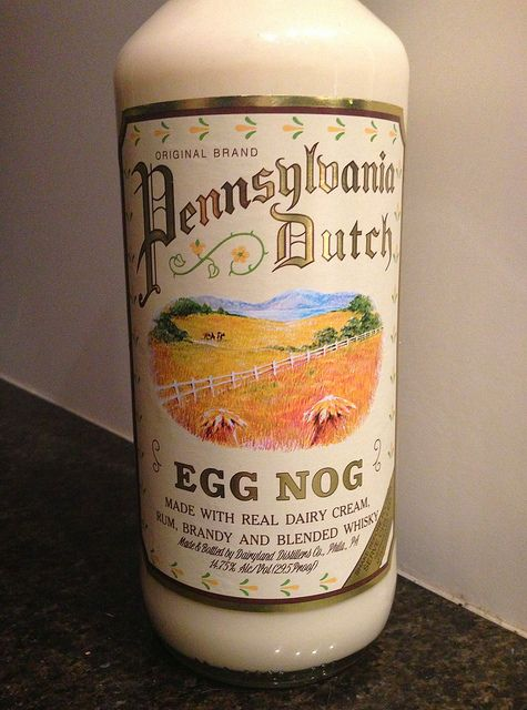 Pennsylvania Dutch Egg Nog by Scott Beale, via Flickr