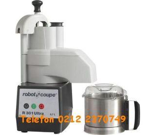 Robot Coupe Sebze Parçalama Makinası R301 Ultra  Satış Telefonu 0212 2370750 En kaliteli sebze doğrama parmak patates doğrama havuç rendeleme set üstü ayaklı sebze doğrama parçalama makinalarının tüm modellerinin en uygun fiyatlarıyla satış telefonu 0212 2370749
