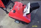 New Simplicity Snowblower 4 stroke engine lists for $695 closeout price $350