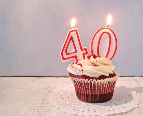 Texte anniversaire 40 ans