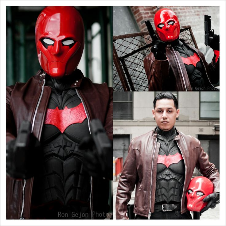 Red Hood cosplay. Nailed it! - 10 Red Hood Cosplays