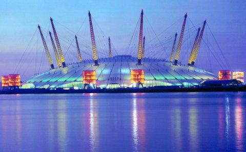 O2 Arena - London