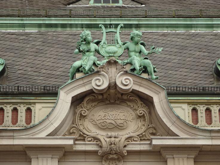 :-) Laeiszhalle (ehemals Musikhalle) in Hamburg :-)