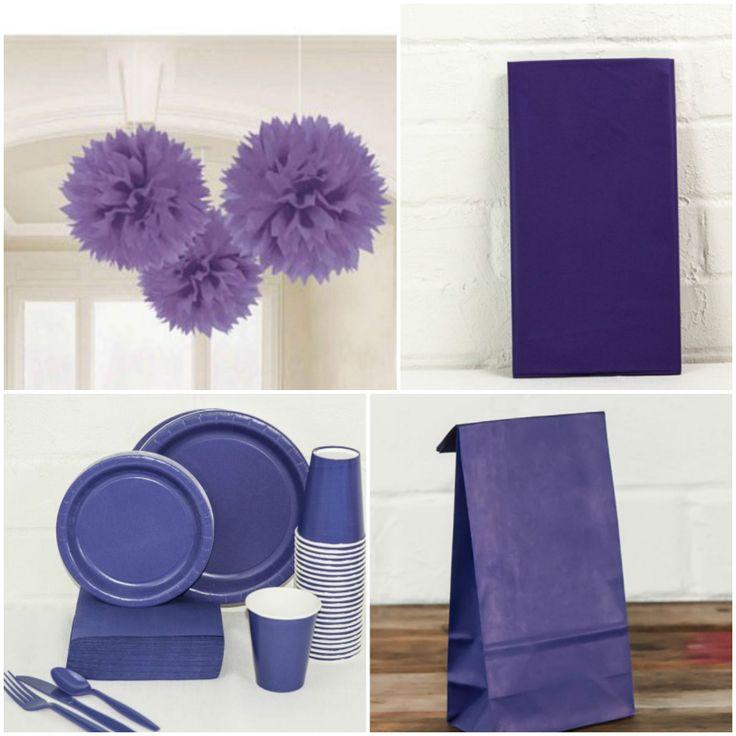 Pretty Royal Purple