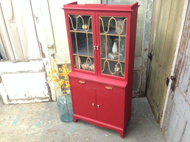 Best 25+ Small china cabinet ideas on Pinterest | Antique corner ...