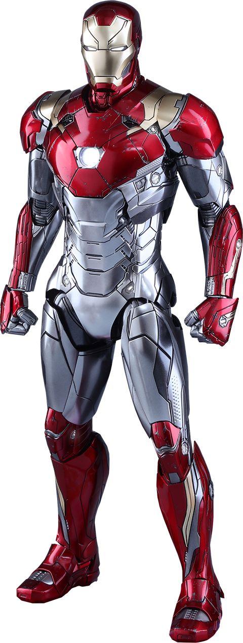 Iron Man Mark XLVII   Após os acontecimentos doCapitão América: Guerra Civil Tony Stark assumiu o papel de mentor de Peter Parker guiando-o para equilibrar sua dupla identidade de estudante do ensino médio e um super-herói.ComSpider-Man: Homecoming Sideshow e Hot Toys estão muito entusiasmados em apresentar-lhe o mais recente Iron Man Mark XLVII como uma adição à Hot Toys MMS Diecast Series.  Feito com materiais bem fundidos a figura elaborada Iron Man Mark XLVII é de aproximadamente 32 cm e…
